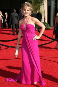 Ashley Jensen at the 59th Annual Primetime Emmy Awards.