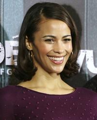 Paula Patton at the photocall of