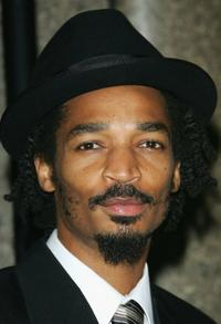 Eddie Steeples at the NBC Primetime Preview 2006-2007.