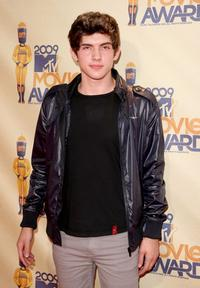 Carter Jenkins at the 18th Annual MTV Movie Awards.