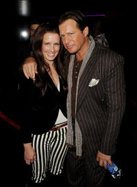 Shawnee Smith and Costas Mandylor at the screening of