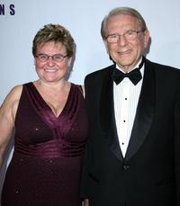 Claude Mann and Alfred Mann at the evening with Larry King and friends charity fundraiser.