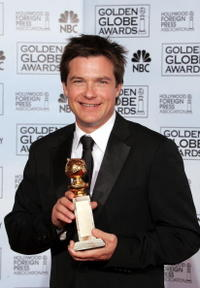 Jason Bateman at the 62nd Annual Golden Globe Awards in Beverly Hills.