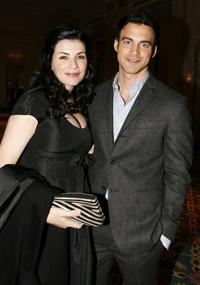 Julianna Margulies and Keith Lieberthal at the Project A.L.S