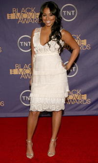 Lauren London at Film Life's 2006 Black Movie Awards in L.A.