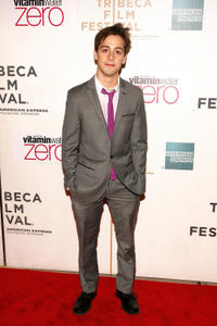 Matt Bush at the  premiere of