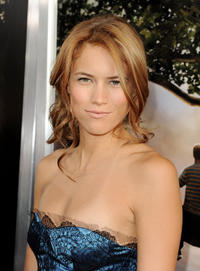 Cody Horn at the California premiere of
