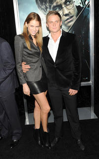 Cody Horn and Billy Magnussen at the New York premiere of