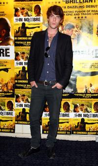 Harry Treadaway at the UK premiere of