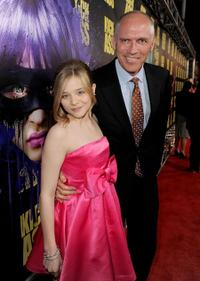 Chloe Grace Moretz and Joe Drake at the California premiere of