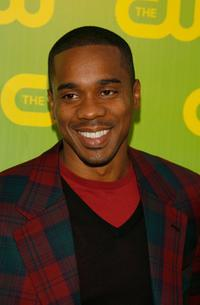 Duane Martin at the CW Launch Party.