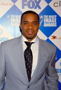 Duane Martin at the 38th Annual Image Awards.
