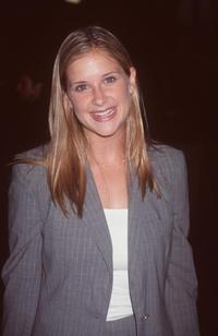 Kellie Martin at the L.A. premiere screening of