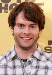 Bill Hader at the taping of Spike TV's First Annual