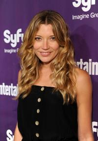 Sarah Roemer at the EW and SyFy party during the Comic-Con 2010.