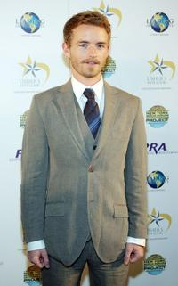 Christopher Kennedy Masterson at the Project Restart and New York Rescue Workers Detoxification Project.