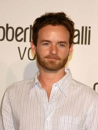 Christopher Kennedy Masterson at the U.S. launch Of Roberto Cavalli Vodka.