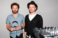 Mom Jeans Danny Masterson and Christopher Kennedy Masterson at the LG Rumorous Night with Heidi Klum.