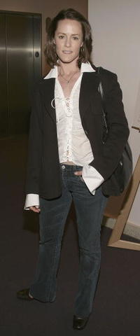 Mary Stuart Masterson at the premiere of