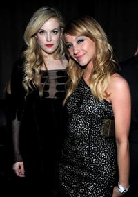Riley Keough and Stella Maeve at the after party of the premiere of