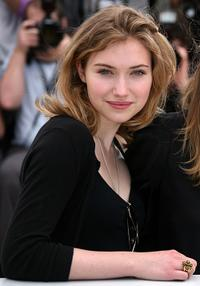 Imogen Poots at the photocall of