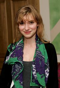 Imogen Poots at the VIP screening of