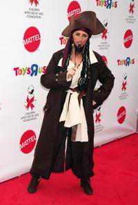Marlee Matlin at the Dream Halloween, the annual fundraising event benefiting the Children Affected by AIDS Foundation.
