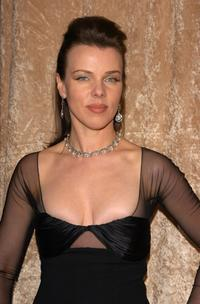 Debi Mazar at the HBO Golden Globe After Party.