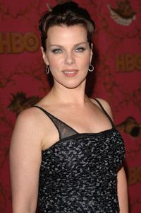 Debi Mazar at the HBO Post Emmy Party.