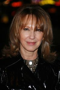 Nathalie Baye at the 32nd Cesars french film awards ceremony.