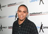 Evan Ross at the 2nd Annual Celebrity Bowling Night.