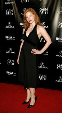 Jessica Chastain at the