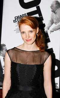Jessica Chastain at the Public Theater and Labyrinth Theater's production of