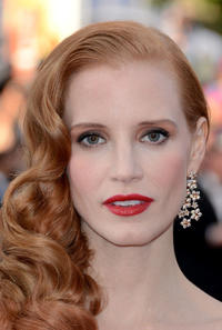 Jessica Chastain at the France premiere of