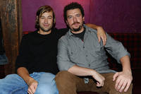 Jody Hill and Danny McBride at the after party of Meet the Creators: Eastbound and Down in New York.