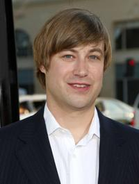 Jody Hill at the premiere of