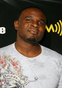 Darius McCrary at the 2007 BET Awards after party.