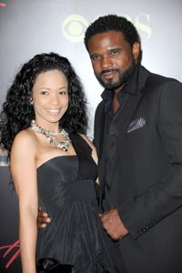 Darius McCrary and Guest at the 37th Annual Daytime Entertainment Emmy Awards.
