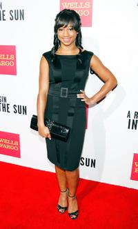 Monique Coleman at the screening of