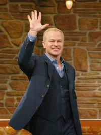 Neal McDonough and Craig Ferguson at the