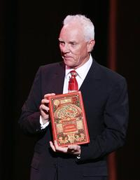 Malcolm McDowell at the Jules Verne Adventure Film Festival holds first edition of