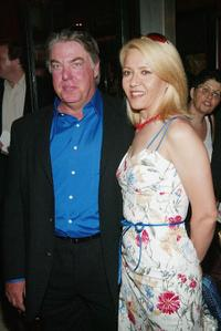 Bruce McGill and Gloria Lee at the premiere of