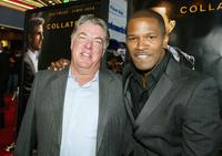 Bruce McGill and Jamie Foxx at the world premiere of