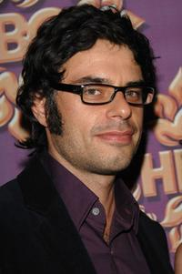 Jemaine Clement at the HBO Emmy after party.