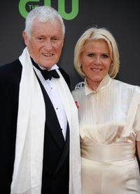 Orson Bean and Alley Mills at the 36th Annual Daytime Emmy Awards.