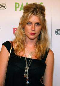 Diora Baird at the 2008 CineVegas film festival.