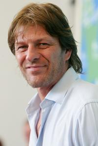 Sean Bean at the photocall during the 64th Annual Venice Film Festival.