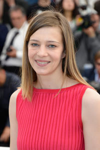 Celine Sallette at the photocall of
