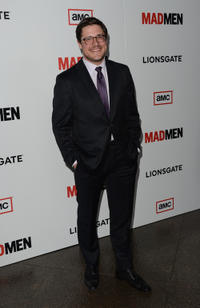 Rich Sommer at the Season 6 California premiere of