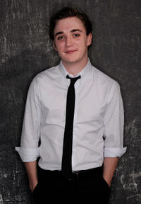 Kyle Gallner at the Tribeca Film Festival 2011 in New York.